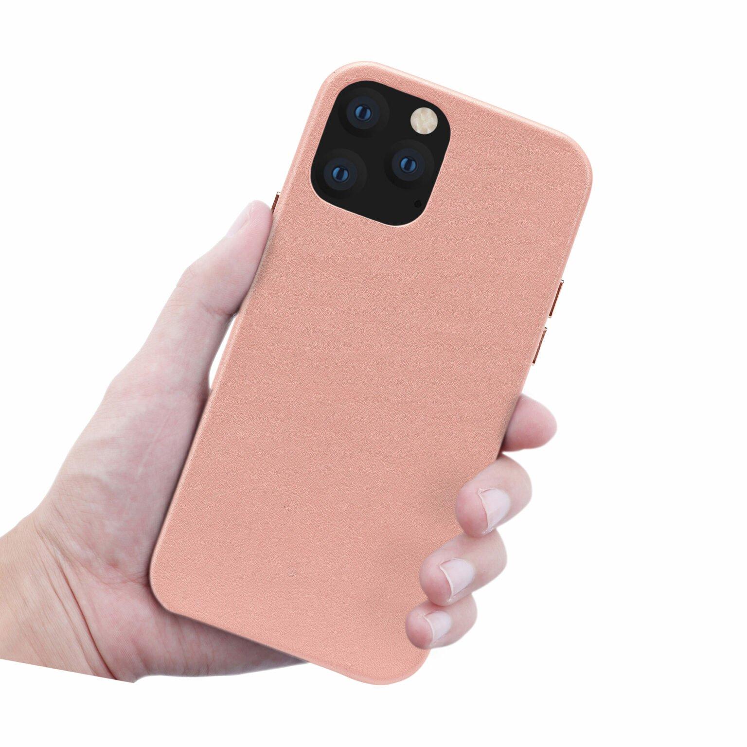 iPhone X/XS Full Wrap Case - Nude - Fone Express