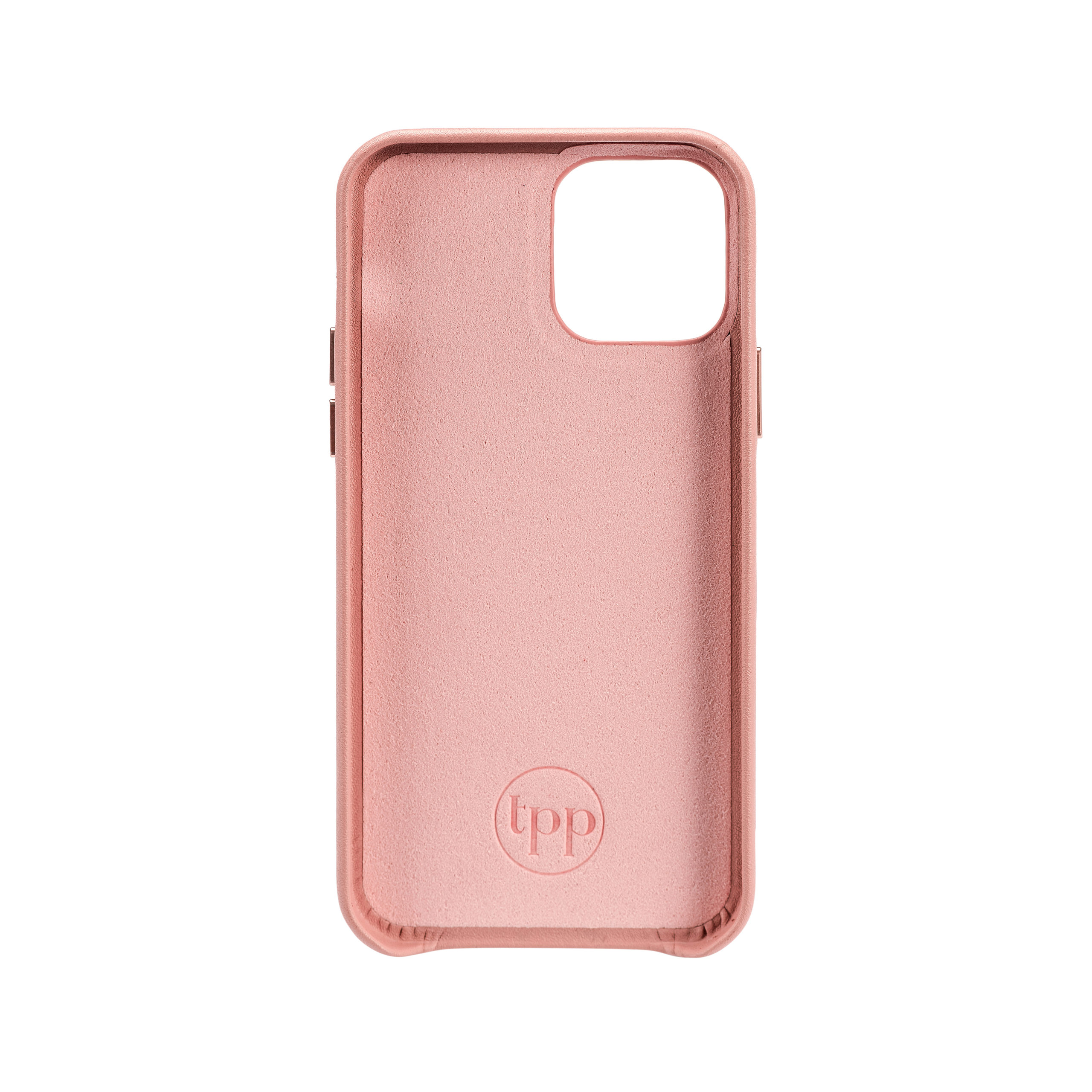 iPhone 12 Pro Max Full Wrap Case - Blush Nude - Fone Express